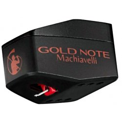 Gold Note Machiavelli RED MC