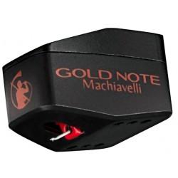 Gold Note Machiavelli RED MC