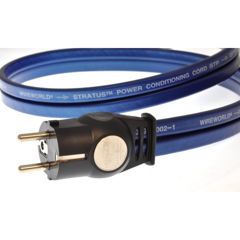 Wireworld Stratus 7 Cable Alimentation
