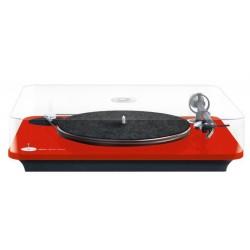 Elipson Omega 100 RIAA BT Rouge Modèle d'Exposition