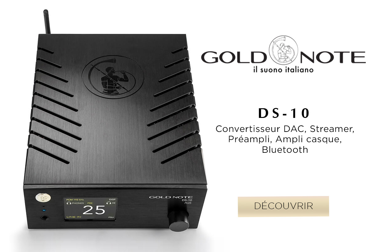Gold Note DS10