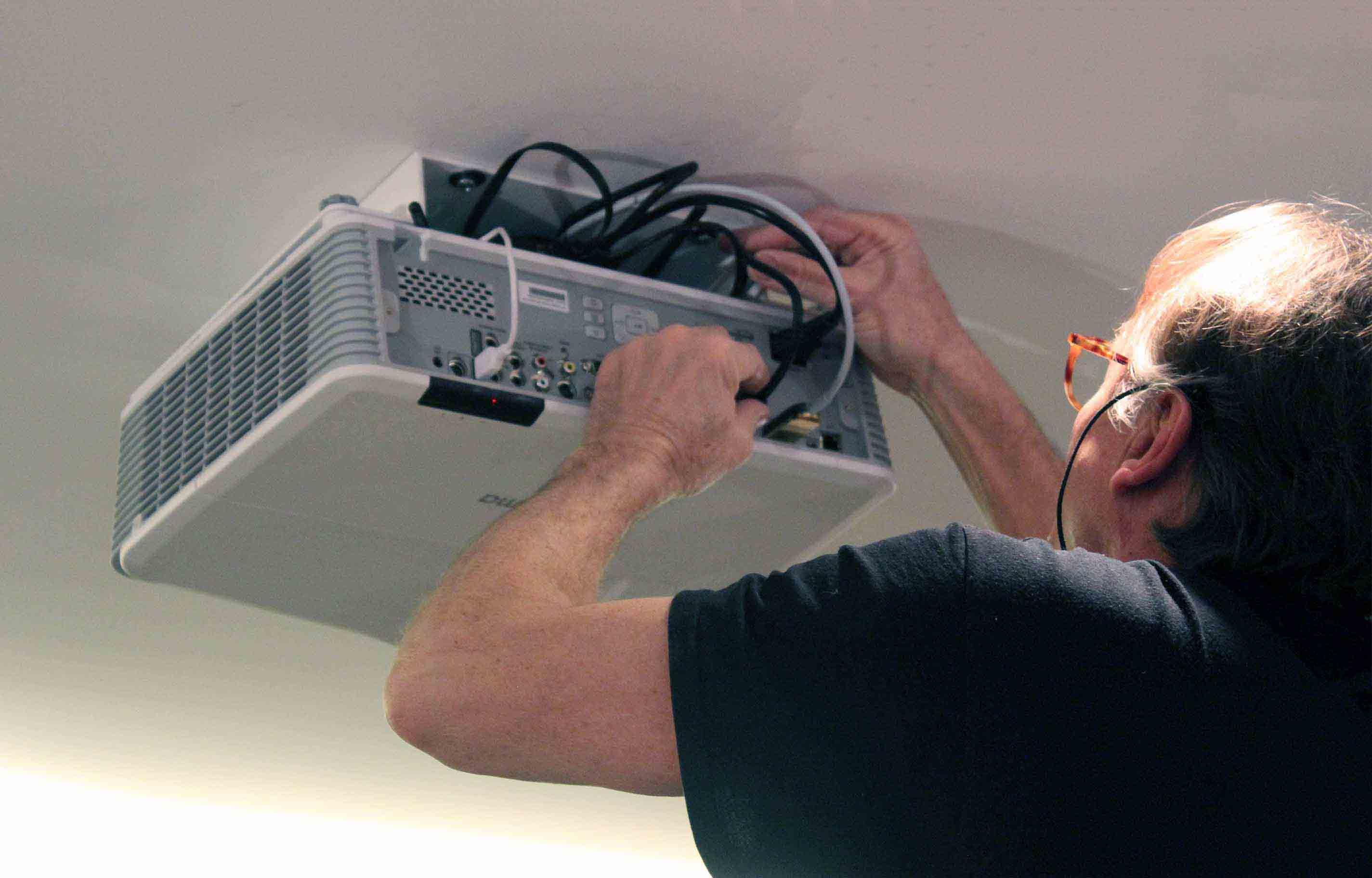 installation-videoprojecteur