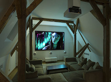 Multi-room et domotique